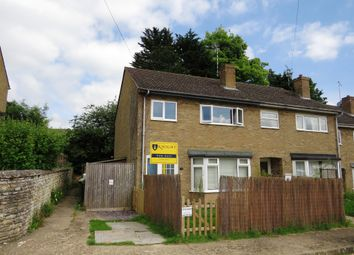 Thumbnail 3 bed end terrace house for sale in Deweys Close, North Luffenham, Oakham