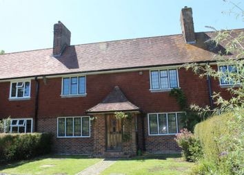 Thumbnail 3 bed cottage to rent in Beachy Head Road, Eastbourne