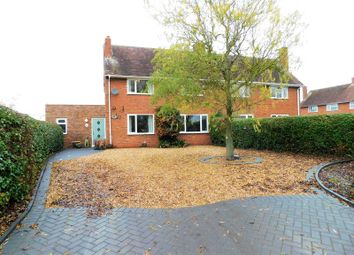 Thumbnail 3 bedroom semi-detached house for sale in Kiddemore Green Road, Brewood, Staffordshire.