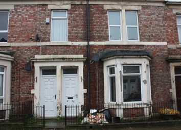 Thumbnail 3 bed flat to rent in Stanton Street, Newcastle Upon Tyne