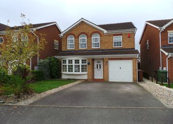 Thumbnail 4 bed detached house for sale in Elm Way, Messingham, Scunthorpe