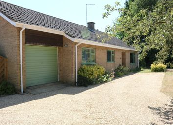 Thumbnail Detached bungalow for sale in 63 Stowe Road, Langtoft, Peterborough, Lincolnshire