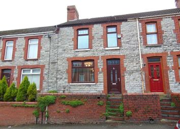 Thumbnail 3 bed terraced house for sale in Elm Road, Neath, Neath Port Talbot.