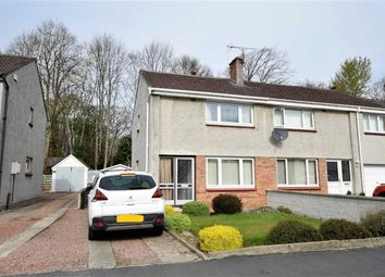 Thumbnail 2 bed semi-detached house for sale in Drakies Avenue, Inverness