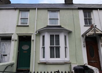 Thumbnail 4 bed terraced house for sale in Grays Inn Road, Aberystwyth