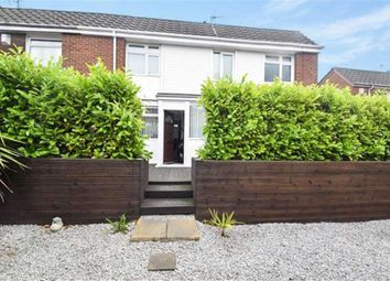 Thumbnail 3 bed end terrace house for sale in Lynmouth Close, Hull