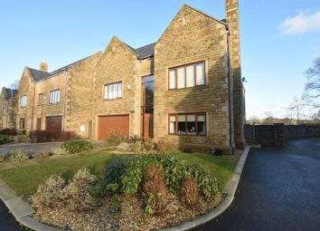 Thumbnail 6 bed detached house for sale in The Sidings, Chapeltown, Beautiful Views, Gated Entrance, Cul De Sac, 6 Bedrooms