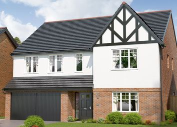 "Thumbnail 5 bed detached house for sale in ""The Kirkham "" at Berry Hill, Mansfield"