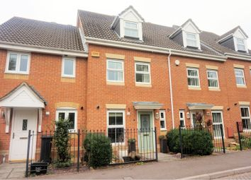 Thumbnail 3 bed terraced house for sale in Stag Drive, Southampton