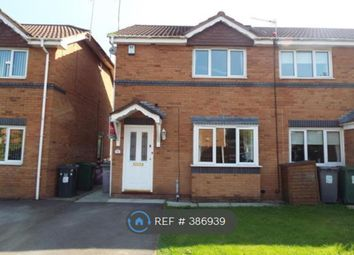 Thumbnail 2 bed semi-detached house to rent in Archers Green, Wirral