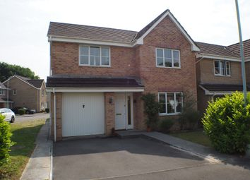 Thumbnail 4 bed detached house to rent in Sycamore Avenue, Swansea