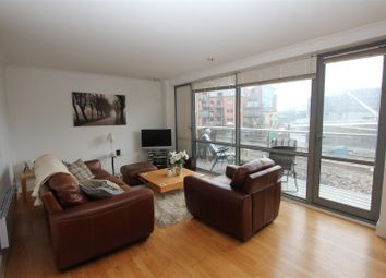 Thumbnail 2 bed flat to rent in Merchants Quay, East Street, Leeds