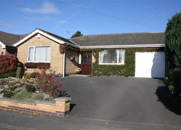 Thumbnail 2 bed detached bungalow for sale in Barry Close, Kirby Muxloe, Leicester