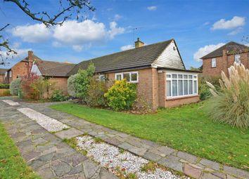 Thumbnail 3 bedroom detached bungalow for sale in Rowan Walk, Hornchurch, Essex