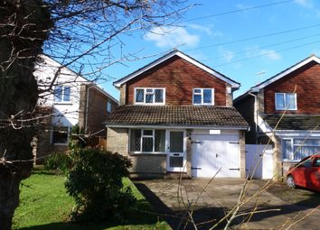 Thumbnail 3 bed detached house to rent in Farnhurst Road, Barnham, Bognor Regis