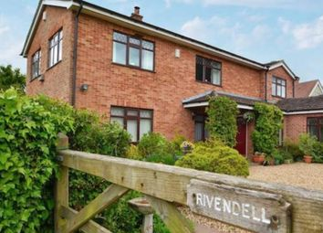 Thumbnail 5 bed detached house for sale in The Green, Ludgershall