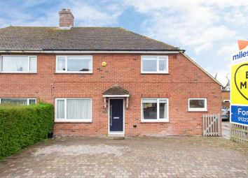 Thumbnail 3 bed property for sale in James Close, Ash, Canterbury