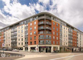 Thumbnail 1 bed flat to rent in Quartz Apartment, Hall Street, Jewellery Quarter