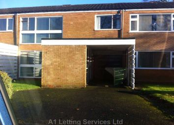 Thumbnail 4 bed terraced house to rent in Ravenswood Drive, Solihull