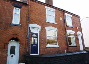 Thumbnail 2 bed terraced house for sale in Congleton Road, Talke, Stoke-On-Trent