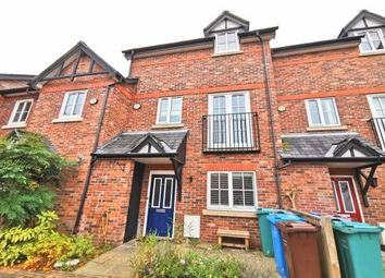 Thumbnail 3 bed property to rent in Lychgate Mews, Manchester