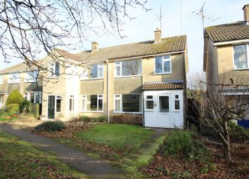 Thumbnail 3 bed semi-detached house for sale in Little Challows, Biddestone, Chippenham