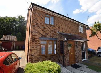 Thumbnail 3 bed semi-detached house for sale in Curling Lane, Grays, Essex