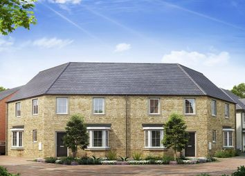 """Thumbnail 4 bed semi-detached house for sale in """"Billington"""" at Mitton Road, Whalley, Clitheroe"""