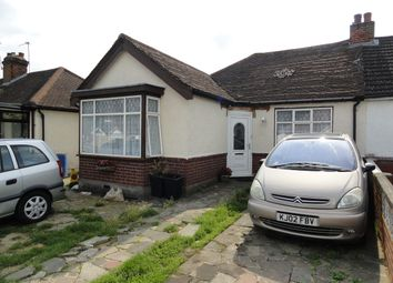Thumbnail 3 bed semi-detached bungalow for sale in Moat Farm Road, Northolt