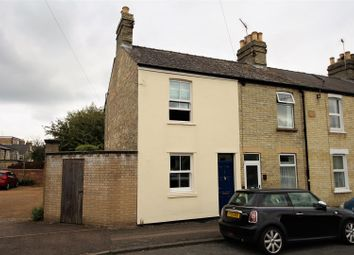 Thumbnail 2 bed end terrace house for sale in Marmora Road, Cambridge