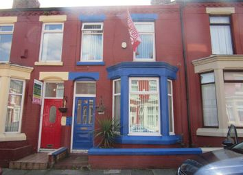 Thumbnail 3 bed terraced house for sale in Elstree Road, Liverpool