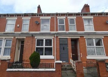 Thumbnail 4 bedroom terraced house for sale in Ayres Road, Old Trafford, Manchester, Greater Manchester