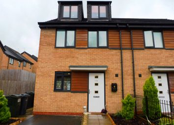 Thumbnail 3 bed semi-detached house for sale in Roundwood Avenue, Eccleshill, Bradford