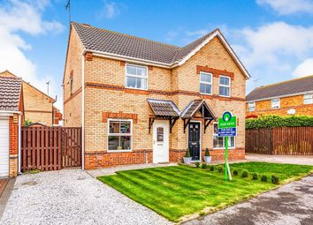 2 bed semi-detached house for sale in St. Pauls Close, Dinnington, Sheffield S25