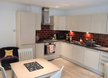 Thumbnail 2 bed flat to rent in Voltaire Road, Clapham
