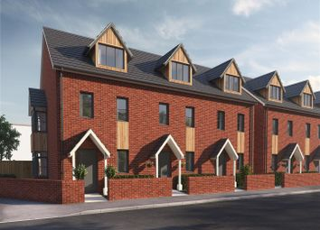 Thumbnail 3 bedroom property for sale in Catherine Mead Street, Southville, Bristol