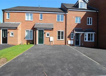 Thumbnail 3 bedroom terraced house for sale in Spring Lane, Pelsall, Walsall