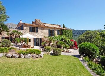 Thumbnail 8 bed country house for sale in Spain, Mallorca, Pollença