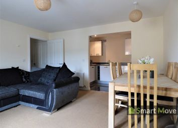 Thumbnail 2 bed flat for sale in Braymere Road, Hampton Centre, Peterborough, Cambridgeshire.