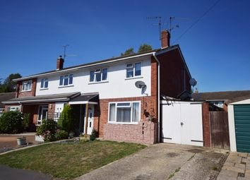 Thumbnail 3 bed semi-detached house for sale in Canterbury Road, Ash, Aldershot