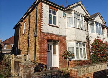 Thumbnail 3 bed semi-detached house for sale in Cavendish Road, Bognor Regis, West Sussex