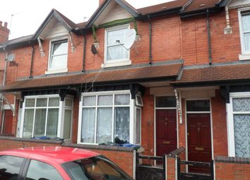 Thumbnail 3 bedroom terraced house for sale in Claremont Road, Smethwick