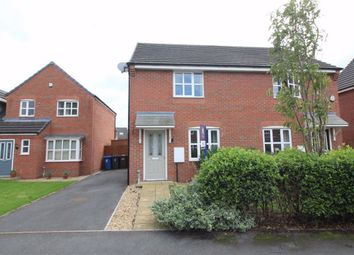 Thumbnail 2 bed semi-detached house for sale in Davy Road, Abram, Wigan