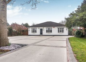 Thumbnail 4 bedroom detached bungalow for sale in Station Road, Great Coates, Grimsby