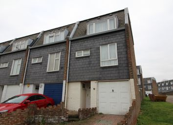 Thumbnail 4 bed end terrace house for sale in Chieftan Drive, Purfleet