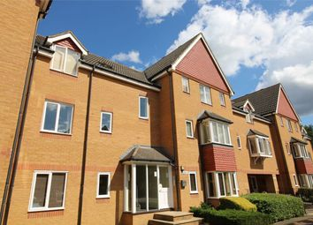 Thumbnail 2 bedroom flat to rent in Redoubt Close, Hitchin