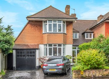 Thumbnail 3 bedroom semi-detached house for sale in Annesley Drive, Croydon
