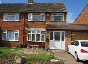 Thumbnail 3 bed semi-detached house for sale in Linden Road, Dunstable