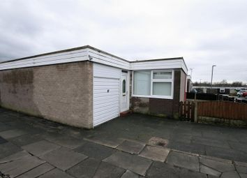 Thumbnail 3 bed terraced bungalow for sale in Darfield, Upholland, Skelmersdale
