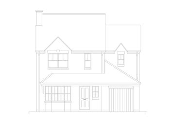 Thumbnail 4 bed detached house for sale in Glebe Gardens, Beeford, Driffield